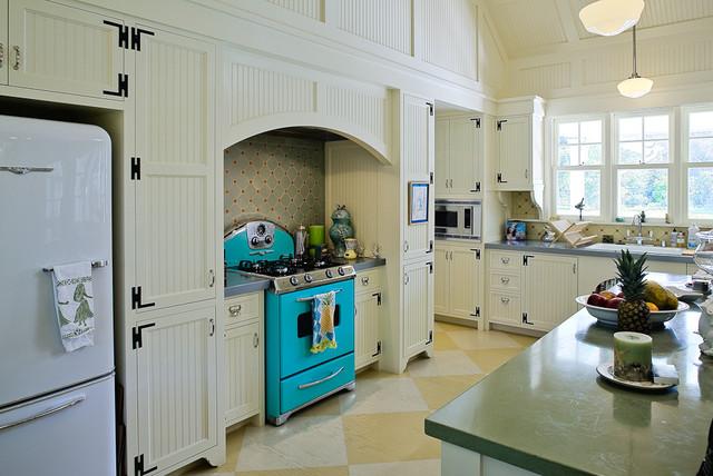 Eclectic Kitchen farmhouse-kitchen