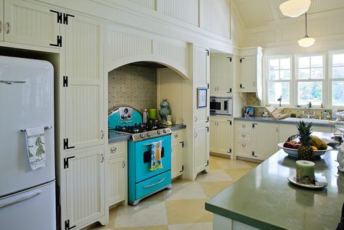 Retro Fridge: Best in Refrigerator Design - Fridge Dimensions