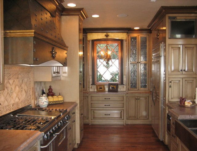 Gilded Kitchen eclectic-kitchen