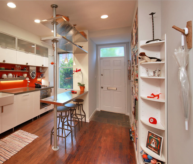 Eclectic kitchen remodel washington dc eclectic Kitchen design remodel dc