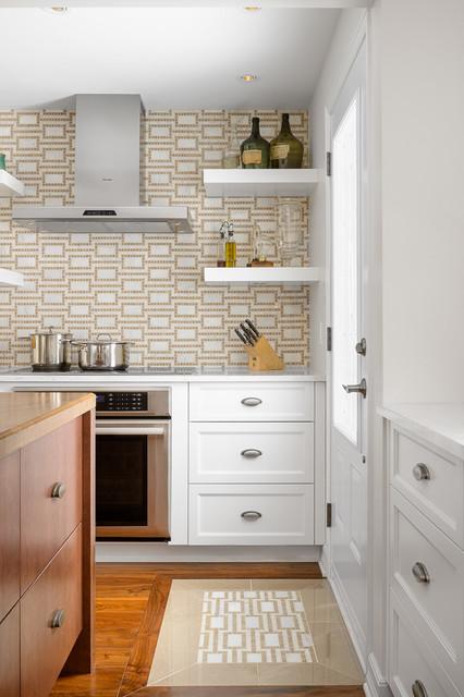 Eclectic Kitchen Renovation
