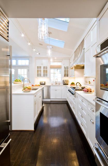 capitol renovation eclectic-kitchen