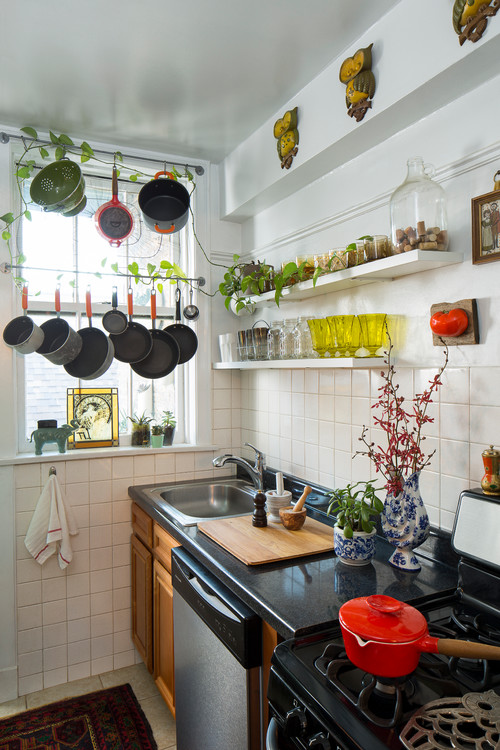 Kitchen Storage Ideas That Make Use Of Every Space