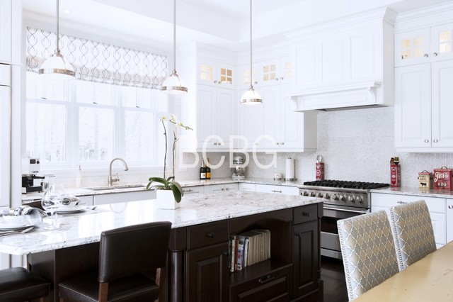 Eclectic kitchen style eclectic kitchen montreal for Cuisine bcbg