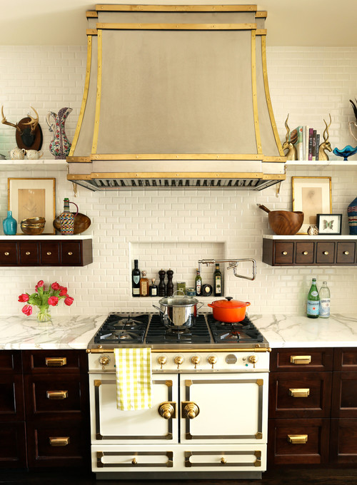 Trendspotting Gold Kitchen Bath Accents Beck Allen