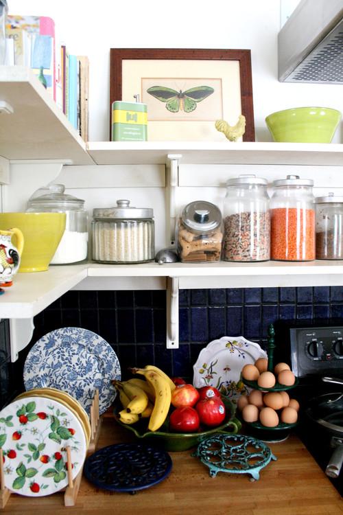 Kitchen Rug eclectic kitchen