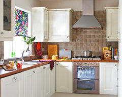 Young Professionals eclectic-kitchen