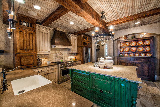 Eclectic Kitchens traditional-kitchen