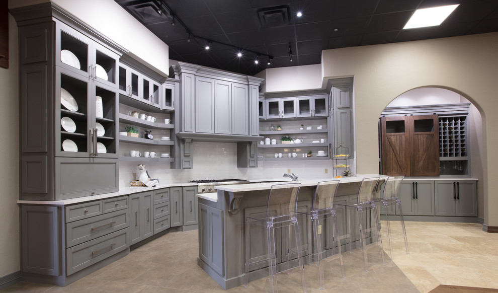 Eclectic Kitchens - Kitchen - Austin - by Kent Moore Cabinets