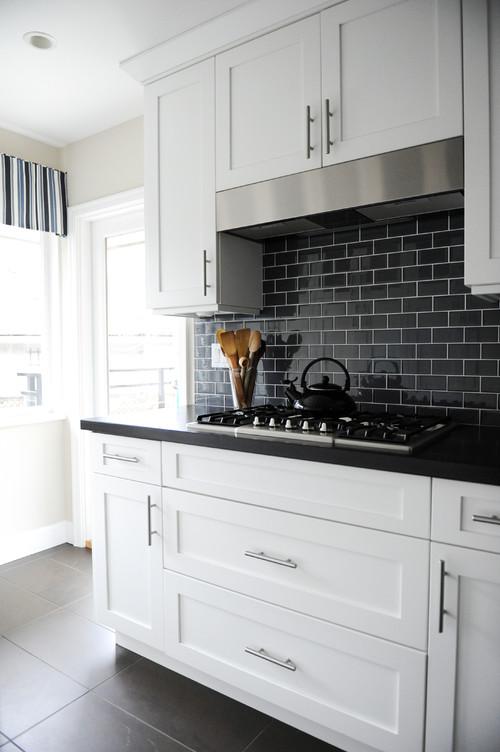 Color Feature Black Provident Home Design