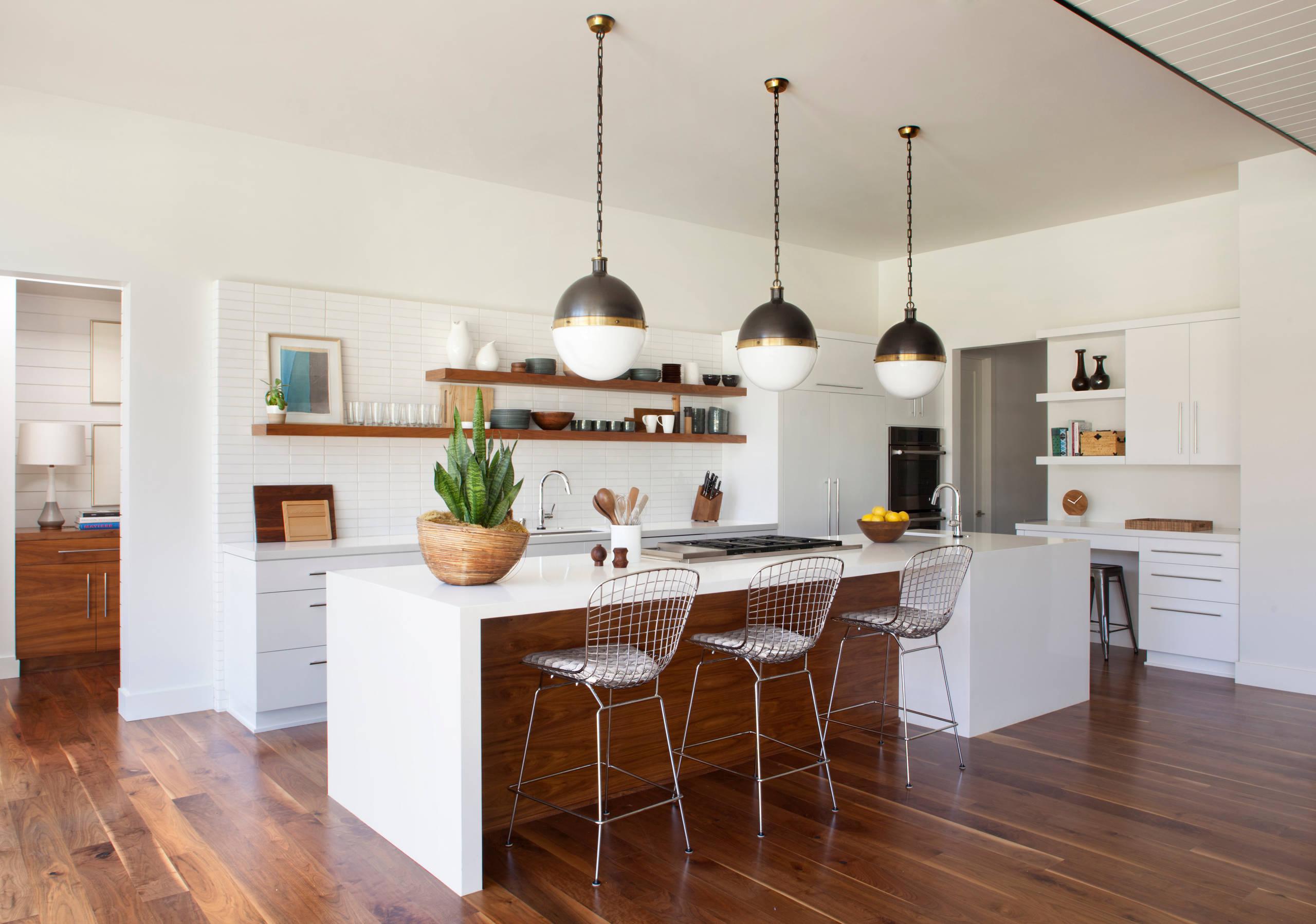9 Beautiful Mid Century Modern Kitchen Pictures & Ideas   July ...