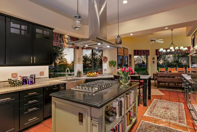 Eclectic Remodel eclectic-kitchen