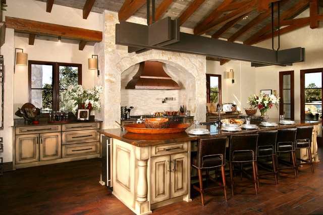 Classy 80 spanish style kitchen decorating inspiration of for Modern mexican kitchen design