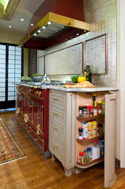 Eclectic traditional eclectic kitchen other metro for Cuvee kitchen designs