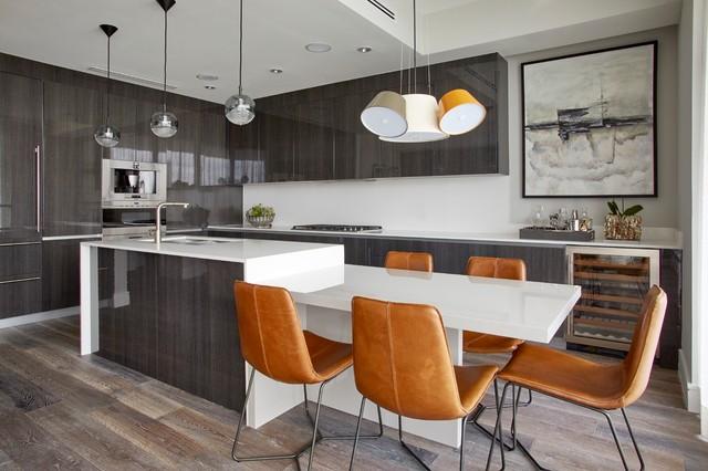 eco aventura modern k che miami von design solutions. Black Bedroom Furniture Sets. Home Design Ideas