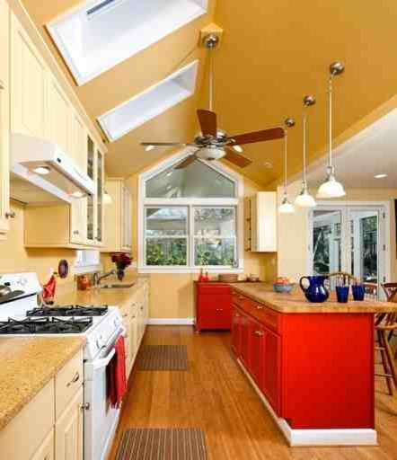 Eco Brick Colonial Traditional Kitchen Dc Metro By Envirohomedesign Llc