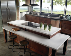 Eco by Cosentino contemporary-kitchen-countertops