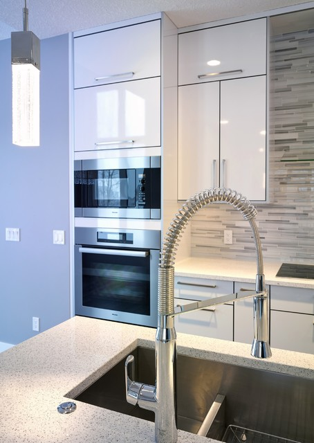 Eco Haven Modern Kitchen Calgary By Hillson Homes