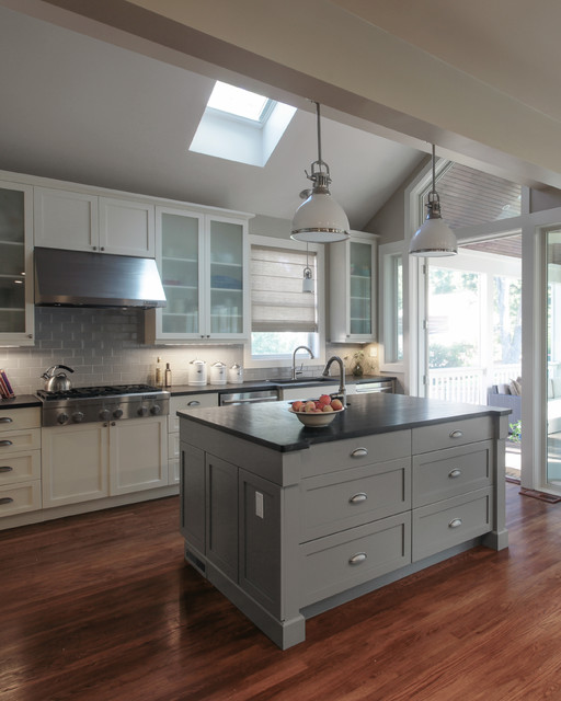 Eco Transitional - Transitional - Kitchen - dc metro - by ...