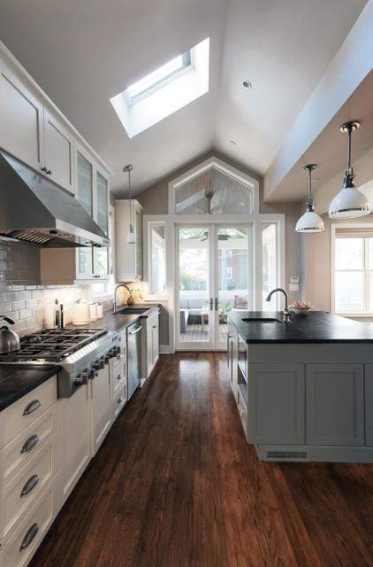 Eco Transitional Modern Kitchen Dc Metro By Envirohomedesign Llc