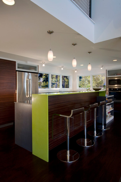 Ecodeep haus modern kitchen minneapolis by ecodeep for Haus kitchens