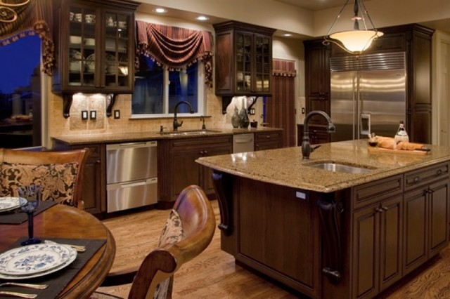 EDBA KITCHEN CABINETS traditional kitchen