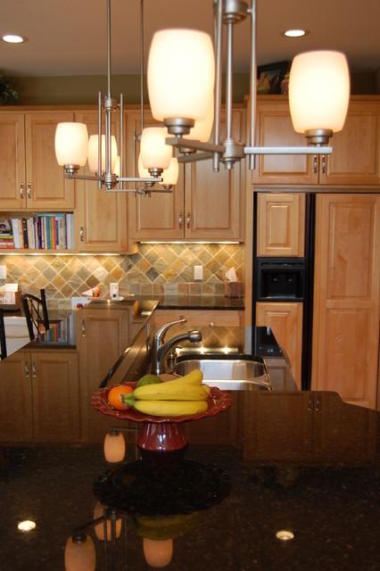 Eden Prairie Home Addition traditional-kitchen