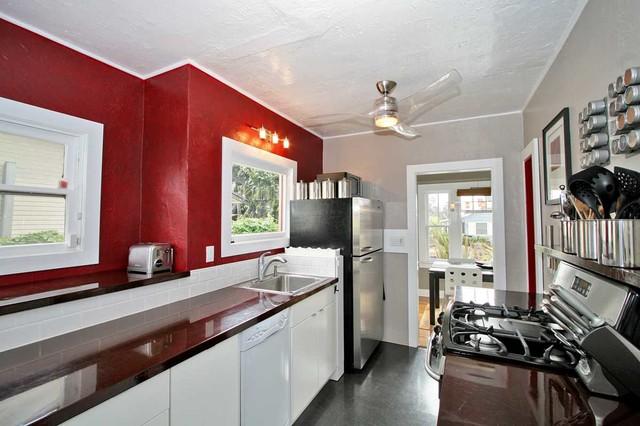Edgemont - Kitchen modern-kitchen