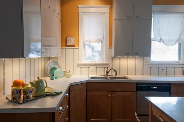 Edgewater Glen eclectic-kitchen