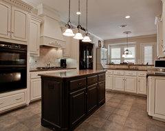 Edgewater-water damage restoration traditional-kitchen