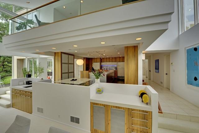 Edina Contemporary contemporary-kitchen