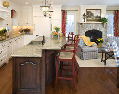 Edina Country Club Kitchen traditional kitchen