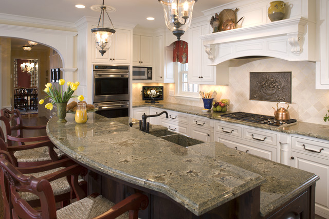 Edina Country Club Kitchen traditional-kitchen