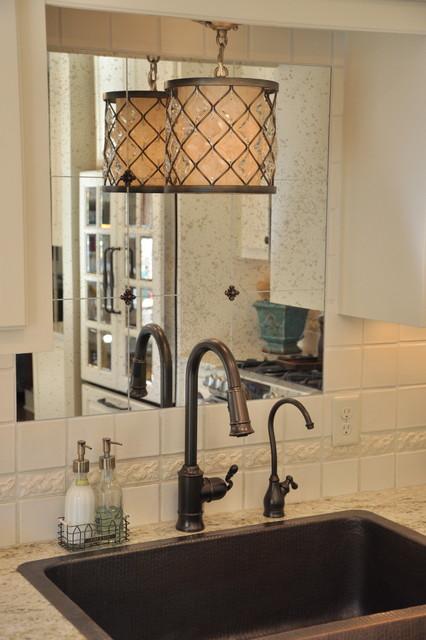 Edina Home Addition traditional-kitchen