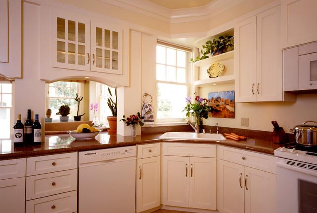 Edwardian Redux traditional-kitchen