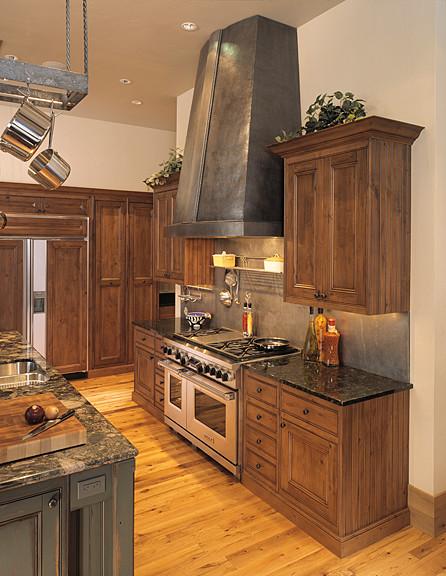 Edwards Colorado traditional-kitchen