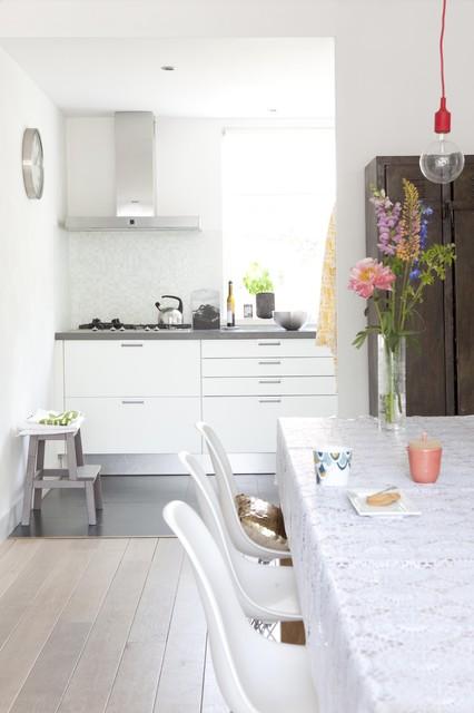Eemnes home modern-kitchen
