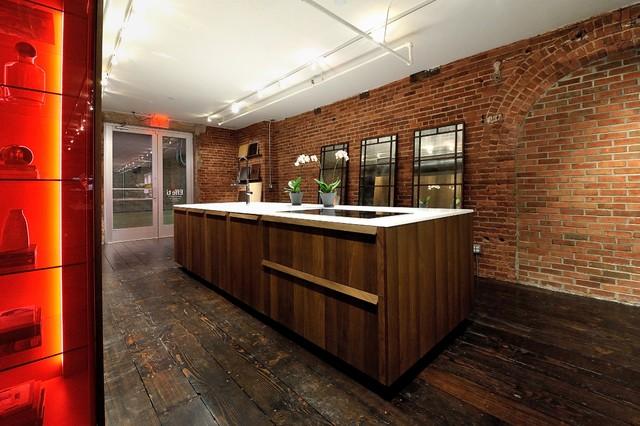Effeti Kitchen Cabinet Showroom - Chelsea, NYC - Modern - Kitchen ...