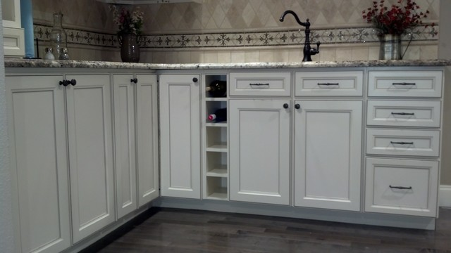 Efficiency - Traditional - Kitchen - dallas - by ProSource Wholesale