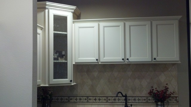 Efficiency traditional-kitchen