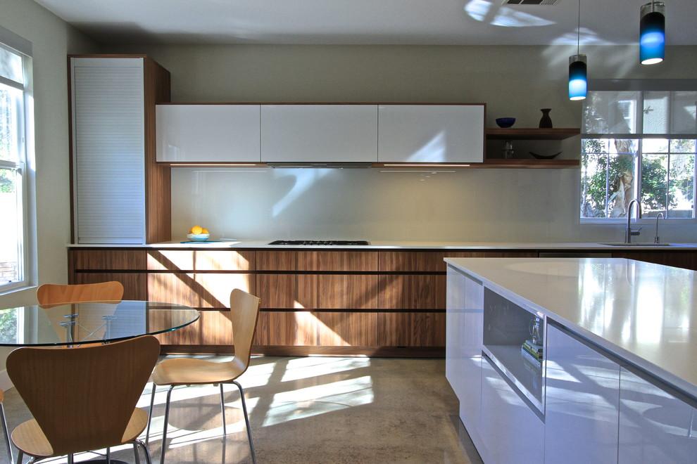 Eggersmann Irvine Contemporary - Contemporary - Kitchen ...