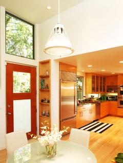 Ehrenclou Architects modern-kitchen