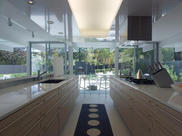 Eichler in San Rafael contemporary-kitchen