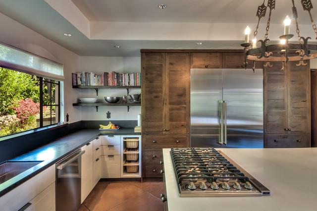 Eichler contemporary-kitchen