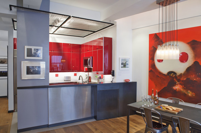 Eisner Design contemporary kitchen
