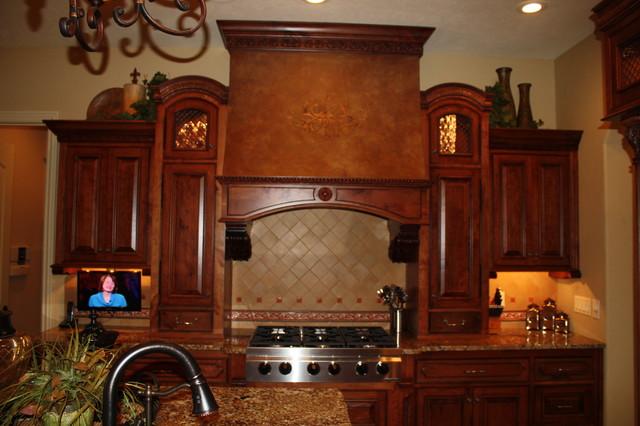 Elaborate Kitchens