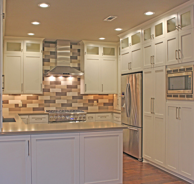 elander kitchen remodel transitional kitchen austin