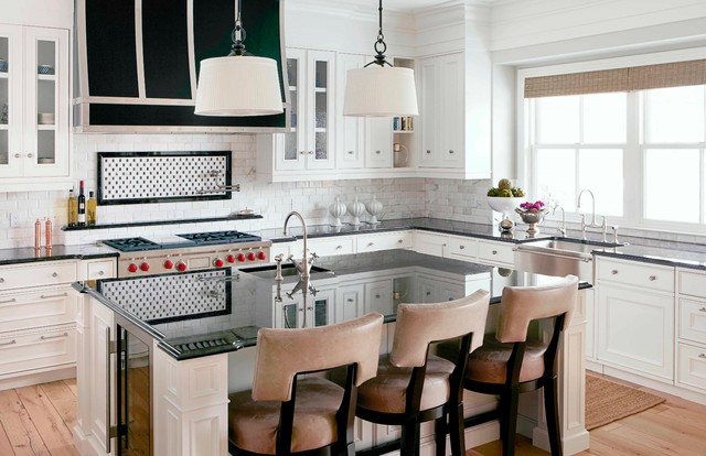 Elbow Park traditional-kitchen
