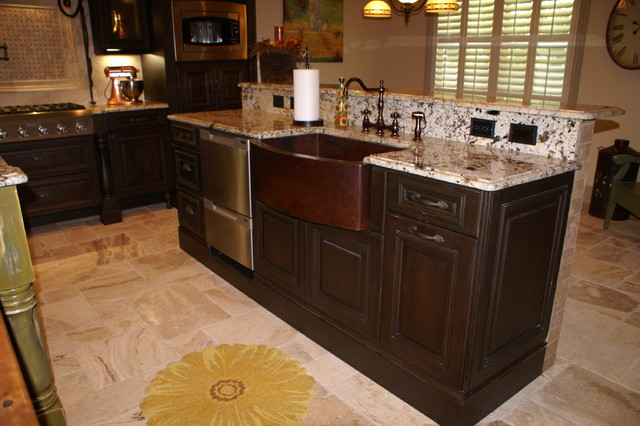 Electic Kitchen traditional-kitchen