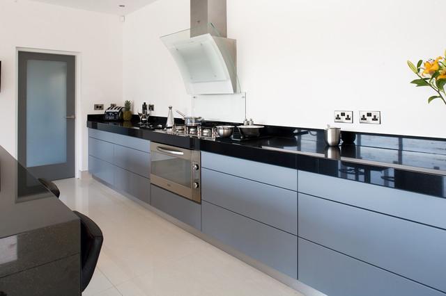 Electric Kitchen contemporary-kitchen